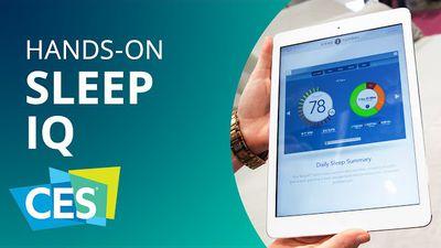 Sleep IQ: a Internet das Coisas já chegou no seu quarto [Hands-on | CES 2015]