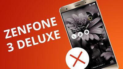 5 motivos para NÃO comprar o Zenfone 3 Deluxe