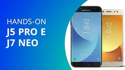 Samsung Galaxy J5 Pro e J7 Neo [Hands-on]