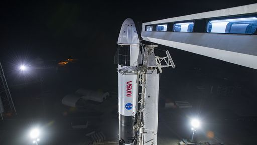 NASA e SpaceX planejam lançar a missão Crew-4 em abril de 2022
