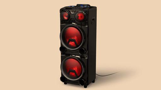 Philips lança caixas de som Bluetooth para competir com linha PartyBox da JBL