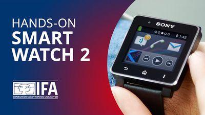 Testamos o novo SmartWatch 2 da Sony [Hands-on   IFA 2013]