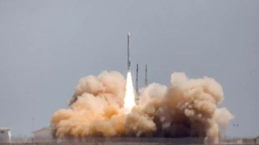 Chinesa i-Space falha em segundo lançamento seguido com foguete Hyperbola