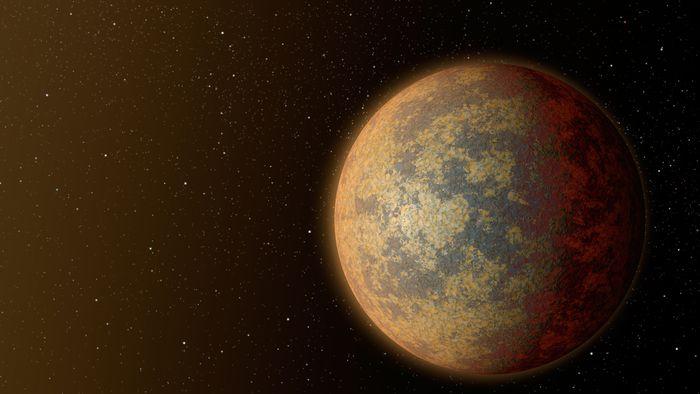 Descoberto exoplaneta rochoso mais próximo da Terra