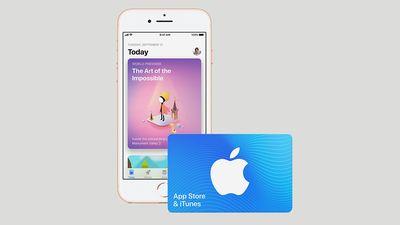 Você já pode comprar cartões-presente da App Store e do iTunes no Brasil