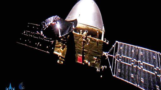 Missão chinesa Tianwen-1 filmou sua entrada na órbita de Marte; veja o vídeo!