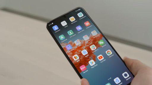 Quer ver como funciona o 1º celular do mundo com câmera sob a tela? Tem vídeo!