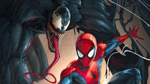 Tom Hardy diz que faria qualquer coisa por crossover entre Venom e Homem-Aranha