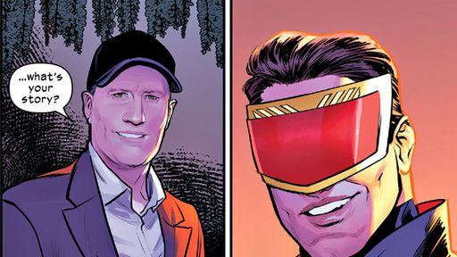 X-Men apresentam a nova equipe das HQs em festa de gala com… Kevin Feige
