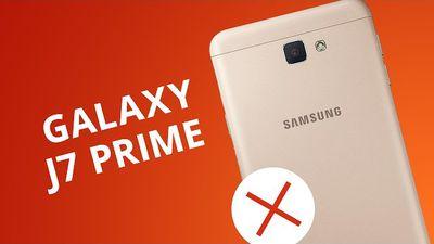 5 motivos para você NÃO comprar o Galaxy J7 Prime