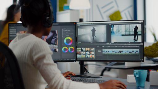 5 melhores editores de vídeo profissionais