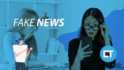 Ebook Fake News - O Canaltech explica tudo para você.