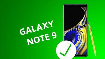 5 motivos para COMPRAR o Galaxy Note 9 da Samsung