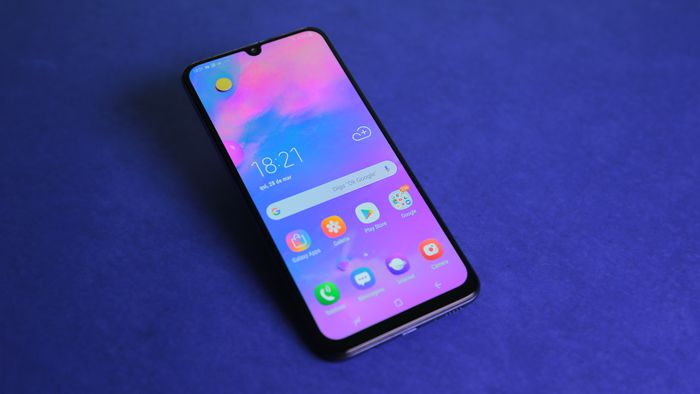 Youtuber indiano publica primeiro hands-on do Samsung Galaxy M30s