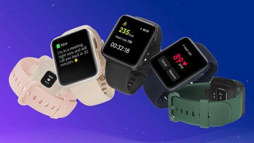Xiaomi Mi Watch Lite recebe atualização que traz importantes recursos