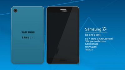 Evidências do Samsung Z2 indicam que mais celulares Tizen serão lançados