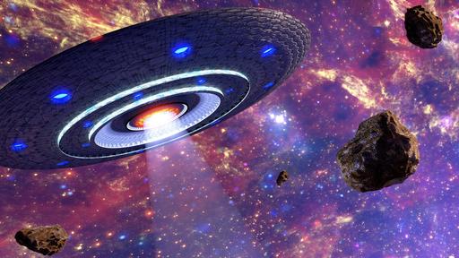 Projeto Galileo vasculhará o espaço à procura de visitantes interestelares