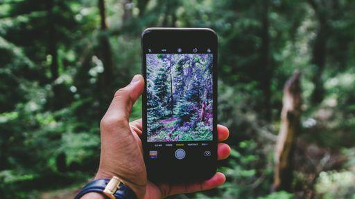 Como usar o novo medidor de exposição da câmera do iPhone