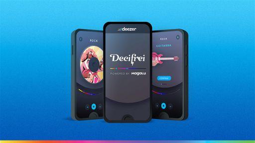 Magalu e Deezer lançam plataforma para fãs comprarem instrumentos de seus ídolos