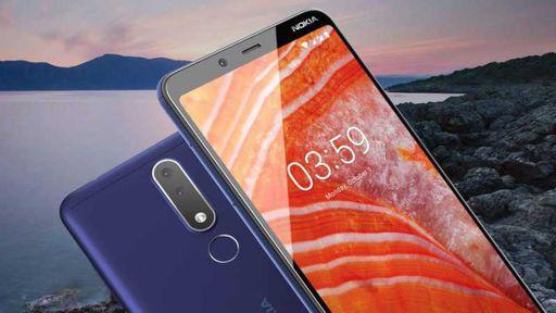 O econômico Nokia 3.1 Plus é oficialmente lançado e custa a partir de US$ 185