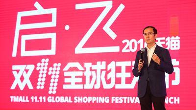 Daniel Zhang, novo presidente executivo do Alibaba, investe em diversificação