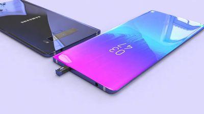 dbb82654bef Galaxy Note 10 | Rumores indicam como pode ser o novo carro-chefe da Samsung