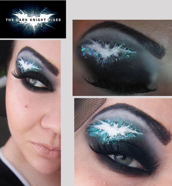 Batman Dark Makeup