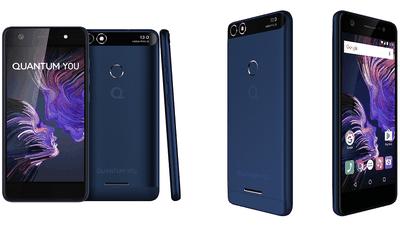 Quantum lança YOU, primeiro smartphone da linha para o público jovem