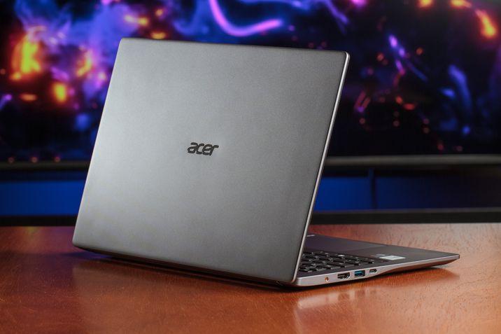 Acer swift 3 traseira