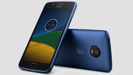 Moto G5 Azul Safira aparece em imagens de divulgação