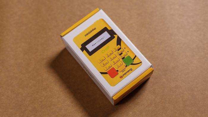 32e534866 Minizinha Chip: como funciona a maquininha de cartão do PagSeguro - Produtos