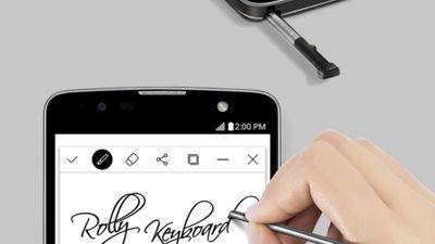LG anuncia Stylus 2 Plus com tela de 5,7 polegadas