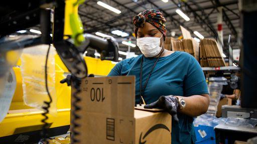 Amazon está em busca de local para centro de distribuição no Ceará