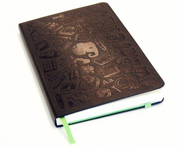 Caderno Evernote Moleskine