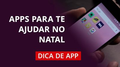 Especial de Natal #DicaDeApp