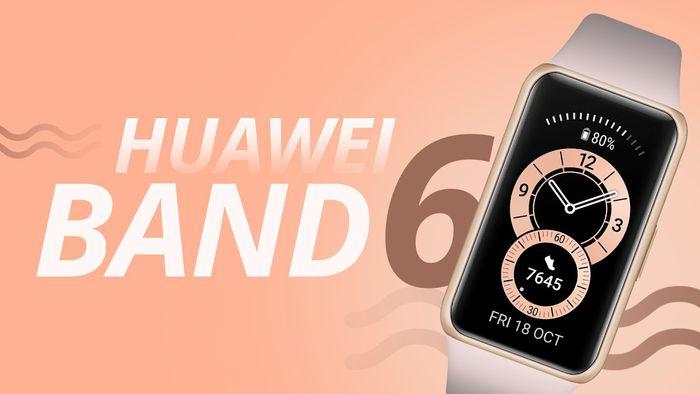 Huawei Band 6, maior que a Mi Band ou melhor? [Análise/Review]