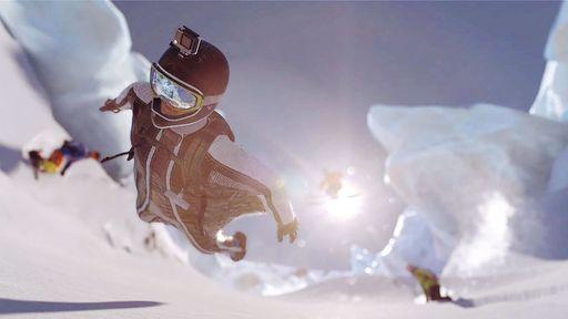 'Steep', game de esporte radical em mundo aberto, chega em dezembro