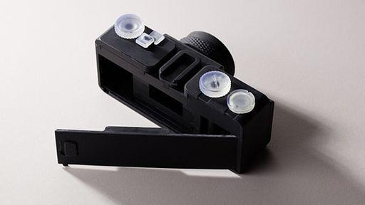 Designer cria câmera totalmente produzida por impressão 3D
