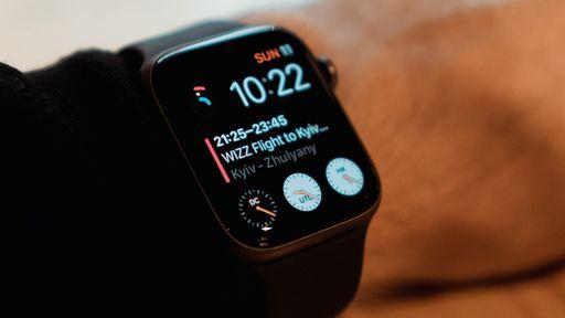 Como verificar a saúde da bateria do Apple Watch