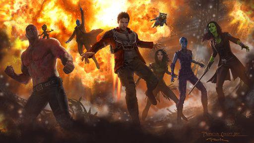 Guardiões da Galáxia Vol. 2 vai ser um espetáculo, diz Chris Pratt