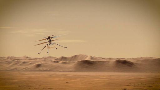 Segredos de engenharia e tecnologia do helicóptero Ingenuity, que está em Marte