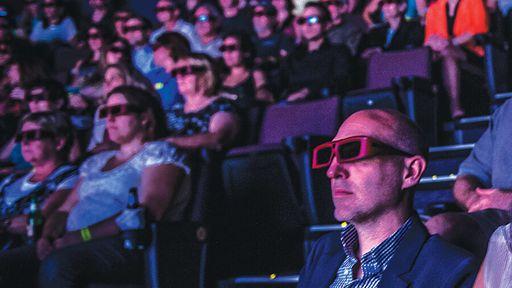 Ir ao cinema é uma das prioridades dos jovens após fim da pandemia