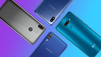 Comparativo: Galaxy A10 vs Moto E6 Plus vs Galaxy M10 vs K12 Max
