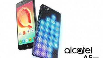 Alcatel anuncia A5 LED e A3 no MWC - com data de chegada no Brasil