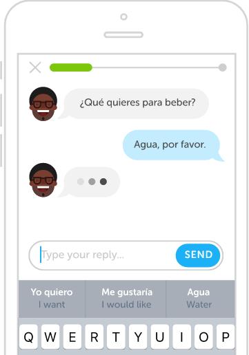 Duolingo chatbots