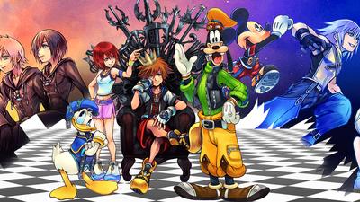 Square Enix anuncia coletânea de Kingdom Hearts com nove jogos da série