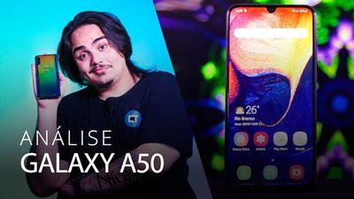 Samsung Galaxy A50, o sucessor da linha J [Análise/Review]