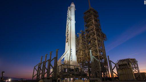 Falcon 9 da SpaceX lançará primeira nave privada que deve pousar na Lua em 2021