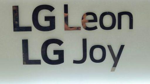 MWC 2015: testamos os básicos LG Joy e LG Leon em Barcelona