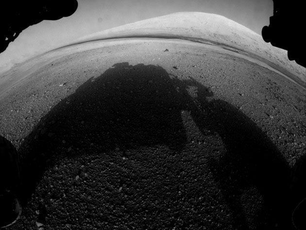 Foto da exploração Curiosity 01